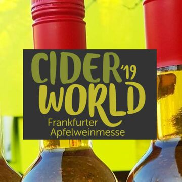 Cider World Award 2019